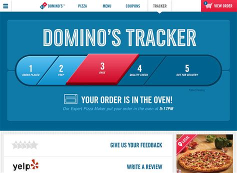 domino pizza order domino s pizza usa apps 148apps