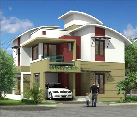 front elevations of indian economy houses front elevation of small houses home design and decor