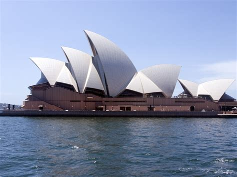 sydney house painter sydney opera house painting wallpaper