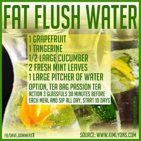 Dr Oz Detox Infused Water by Corner Flush Water It Is What It Is
