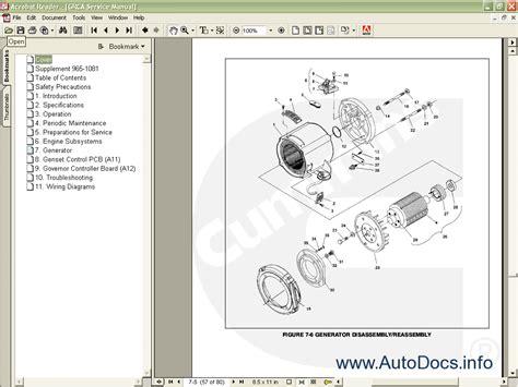 onan generator 4kyfa26100k wiring diagram onan get free