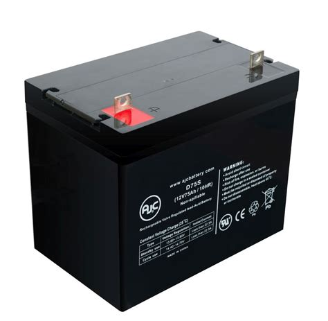 jazzy wheelchair batteries pride mobility jazzy 1420 12v 75ah wheelchair battery