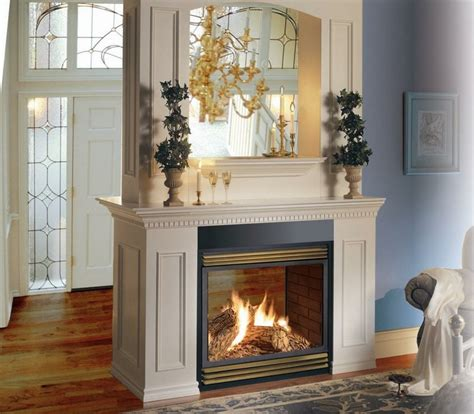 sided fireplaces sided fireplace casual cottage