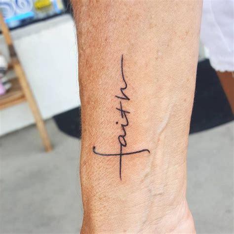 30 faith tattoo designs ideas for you