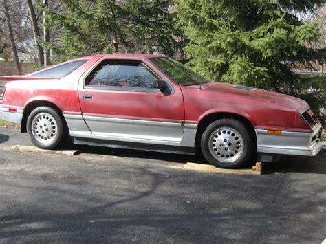 1984 dodge daytona turbo z for sale 1984 dodge daytona turbo z 2018 dodge reviews