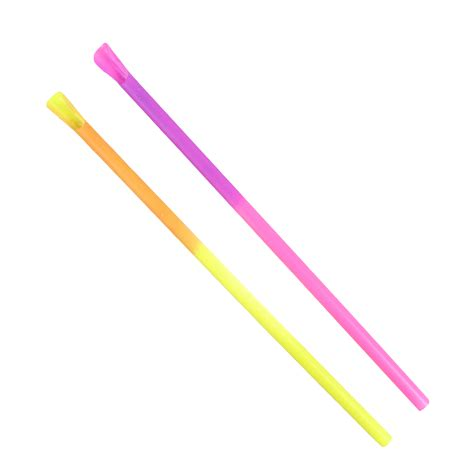 color changing straws pink color changing spoon straws 30 pack only 3 99