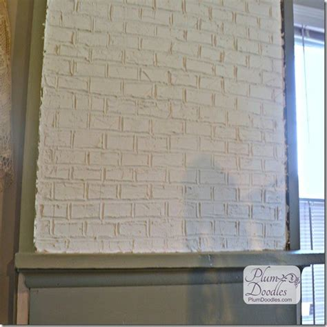 faux brick wallpaper dime and a prayer how to update vinyl walls in mobile homes mobile home