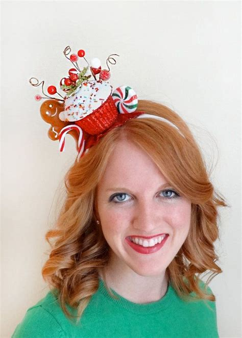 ugly xmas headband 637 best diy fascinator tea hats images on costumes costumes and