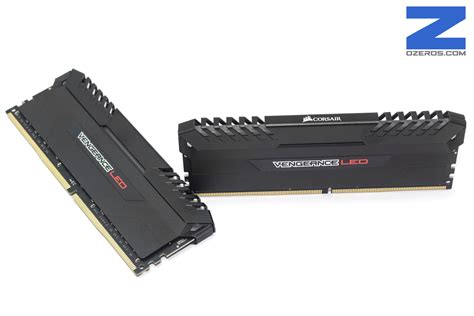 Ram Ddr4 Corsair Vengeance Led 1x8gb review up memorias ram corsair vengeance led 16gb
