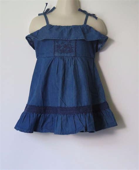 Dress Anak Babygap baby gap blue denim dress size 18 24 months babygap dressyeveryday 9 99 my store