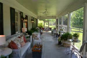 southern living porches southern living fall porch decorations home design ideas