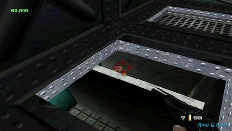 007 goldeneye hd version unearthed n64 squid