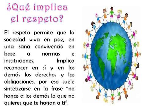 imagenes en ingles de respeto respeto