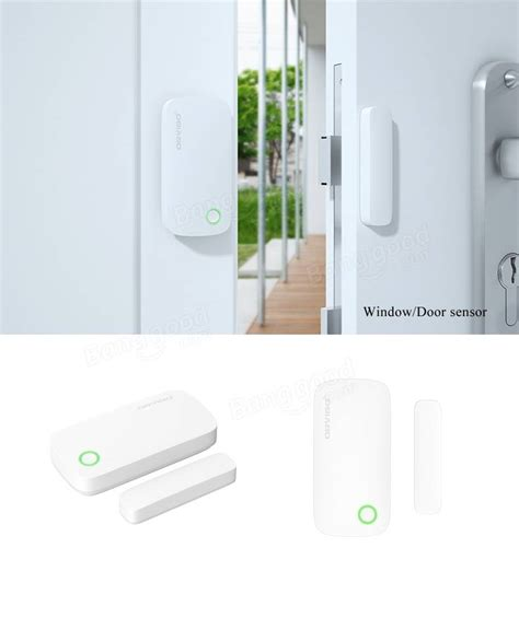 Alarm Pintu Doorwindow Entry Alarm orvibo alarm mini wifi smart door window sensor home system remote at banggood