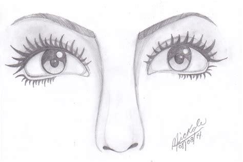 imagenes de tumblr para dibujar faciles dibujo de ojos tumblr