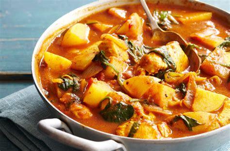 Home Lunch Box Rice Cooker Tlb 111 chicken balti recipe goodtoknow