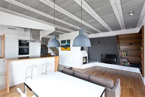beam block house mode lina architekci