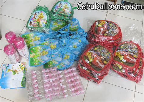 Giveaways For Birthday Party - paper bags cebu souvenirs arty paper crafts party supplies balloons