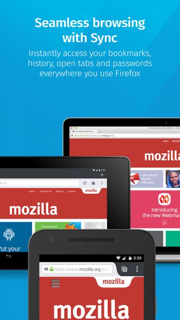 firefox for mobile free firefox for mobile app เบราว เซอร หมาไฟ บนม อถ อ android
