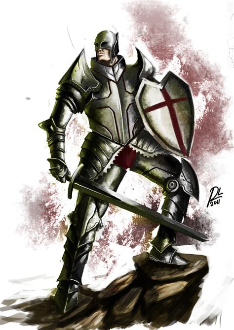 holy warrior by n8watcher on deviantart