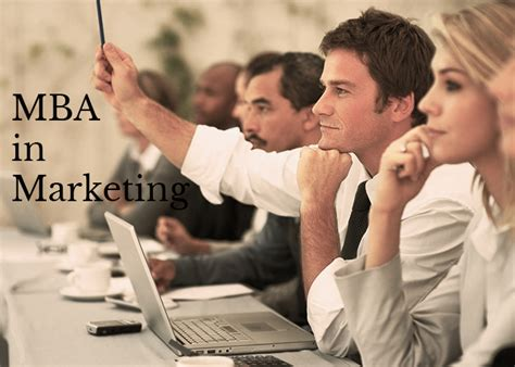Mba In Panjab by Mba In Marketing The Definitive Guide With Scope Salary