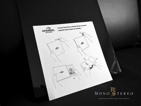 Open Records Review Mono And Stereo High End Audio Magazine Open Reel Records R2r Arrived