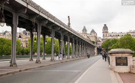 one day film locations paris forget the eiffel tower here s the inception bridge