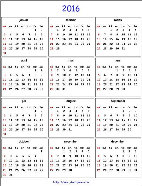 Calendar 2016 Usa 2016 Calendar Printable Calendar 2016 Calendar In