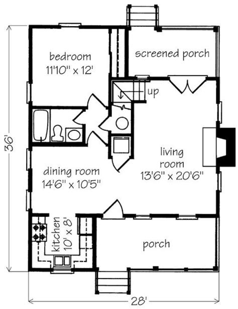 house plan thursday sweet cottage artfoodhome com 17 best images about house hunting on pinterest