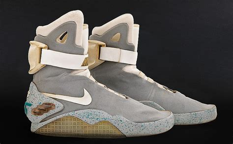 Nike Air Mcfly To Be Released by Nike Air Mag Back To The Future Original Shoes Sole