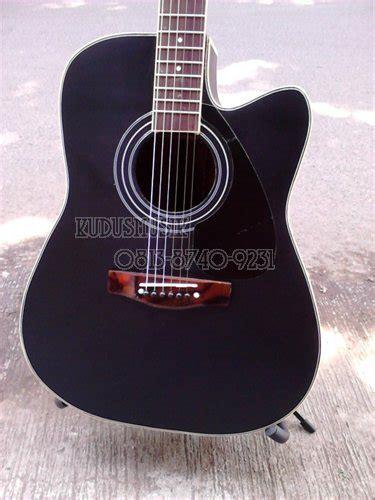 Diskon Gitar Dreadnought Takamine Eq7545t Tuner Custom gitar akustik dreadnought blackdoft aw6 kudusmusik