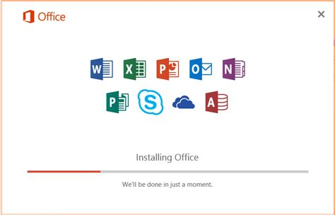 Install Microsoft Office installing office for windows