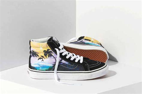 vans colors vans releases 50 colors of sk8 hi sneaker for its 50th