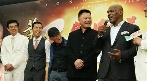 iko uwais main film fast furious mike tyson dan donnie yen bakal duel di ip man 3 celeb