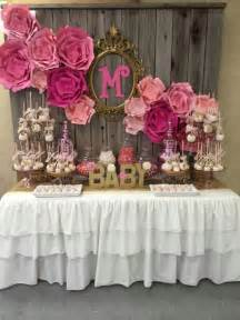flower baby shower theme 10 gorgeous paper flower backdrops catch my