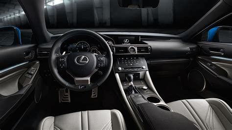 lexus sport car interior lexus rc f sports coup 233 lexus uk