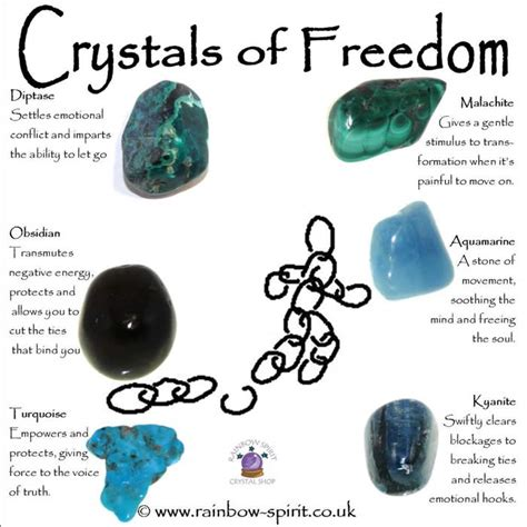 crystals for freedom diptase obsidian turquoise