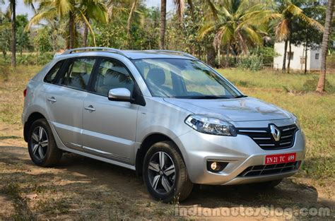 renault koleos 2014 2014 renault koleos review 4x4 at