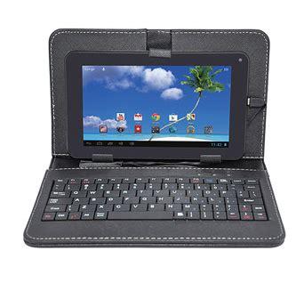 proscan 7″ tablet, 8gb memory with bonus keyboard & case