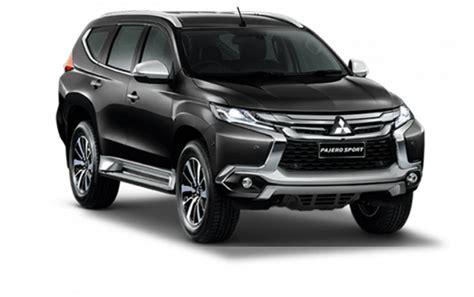 Bantal Mobil Mitsubisi Pajero Sport harga mitsubishi pajero sport 2018 spesifikasi gambar review di jakarta april 2018