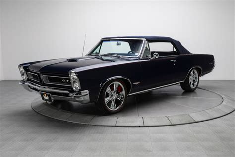 1965 pontiac gto value stunning restomod 1965 pontiac gto convertible up for sale