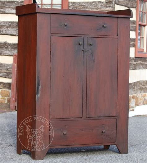 primitive kitchen furniture primitive jelly cabinet mf cabinets