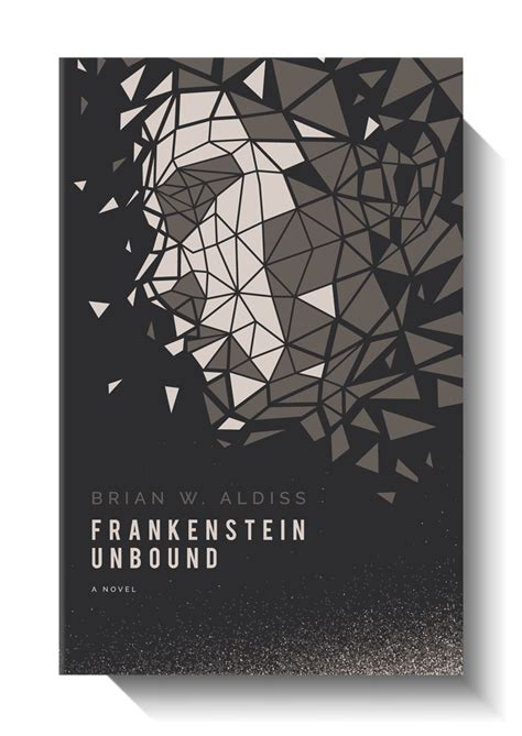 unbound a barrington novel books frankenstein unbound book cover on behance