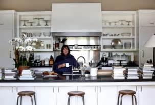 Ina Garten Kitchen ina garten more square footage for a shoeless cook the