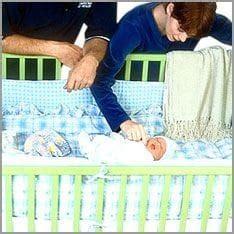 baby im kinderzimmer schlafen lassen wie babys sicher schlafen familie und kinder berichte