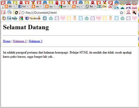 membuat web sederhana dengan notepad just my blog membuat web sederhana dengan notepad