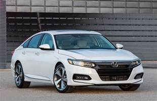 2018 honda accord debuts with new 10spd auto turbo