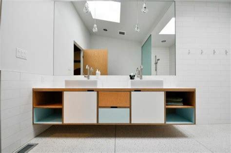 waschbeckenschrank aus holz elegantes m 246 belst 252 ck im bad