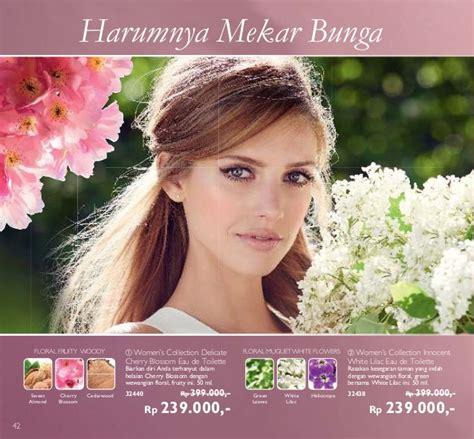 Parfum Cinta Choirose 40 katalog oriflame november 2016 indonesia