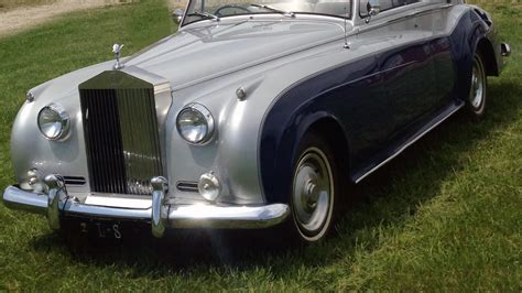 1962 rolls royce custom 4 door convertible f125